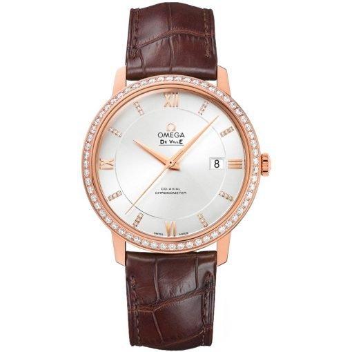 Omega De Ville Prestige Co-Axial Watch 424.58.40.20.52.002