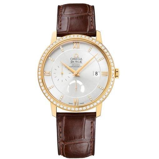 Omega De Ville Prestige Power Reserve Co-Axial Watch 424.58.40.21.52.001