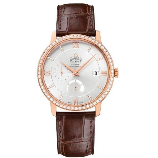 Omega De Ville Prestige Power Reserve Co-Axial Watch 424.58.40.21.52.002