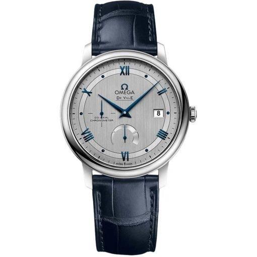 Omega De Ville Prestige Power Reserve Co-Axial Watch 424.13.40.21.02.003