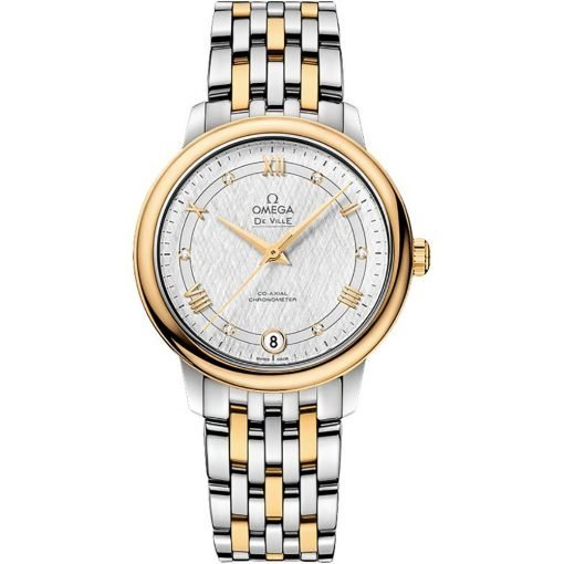 Omega De Ville Prestige Co-Axial Watch 424.20.33.20.52.001
