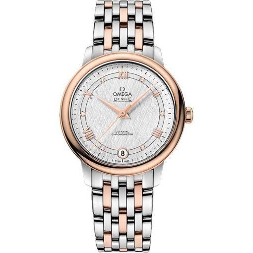 Omega De Ville Prestige Co-Axial Watch 424.20.33.20.52.002