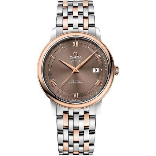 Omega De Ville Prestige Co-Axial Watch 424.20.40.20.13.001