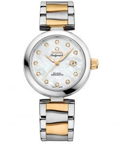 Omega De Ville Ladymatic Watch 425.20.34.20.55.003