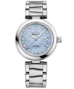 Omega De Ville Ladymatic Watch 425.30.34.20.57.003