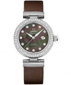 Omega De Ville Ladymatic Watch 425.37.34.20.57.004