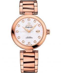 Omega De Ville Ladymatic Watch 425.60.34.20.55.001