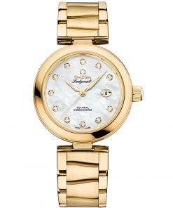 Omega De Ville Ladymatic Watch 425.60.34.20.55.003