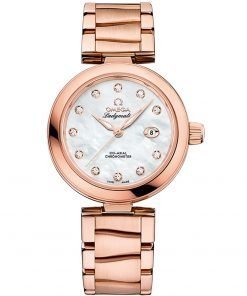 Omega De Ville Ladymatic Watch 425.60.34.20.55.004