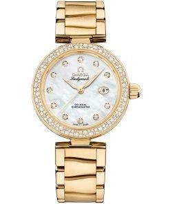 Omega De Ville Ladymatic Watch 425.65.34.20.55.009