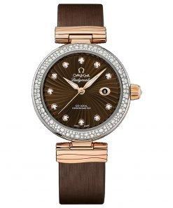 Omega De Ville Ladymatic Watch 425.27.34.20.63.001