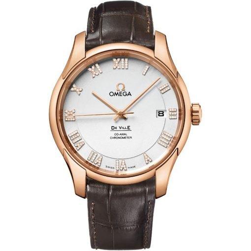 Omega De Ville Co-Axial Chronometer Watch 431.53.41.21.52.001
