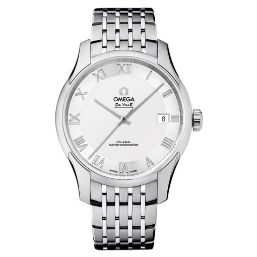 Omega De Ville Hour Vision Co-Axial Master Chronometer Watch 433.10.41.21.02.001