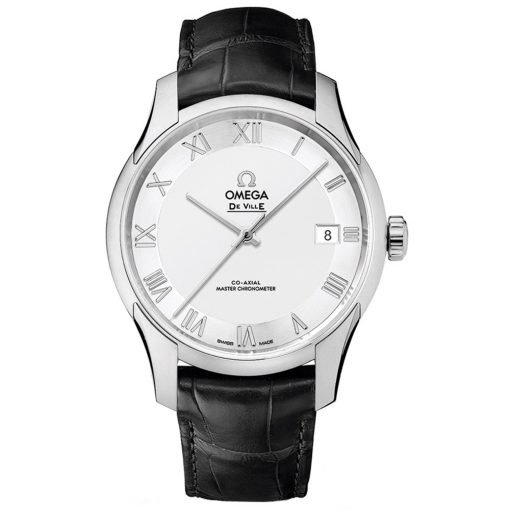 Omega De Ville Hour Vision Co-Axial Master Chronometer Watch 433.13.41.21.02.001