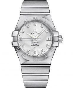 Omega Constellation Co-Axial Automatic Watch 123.10.35.20.52.001