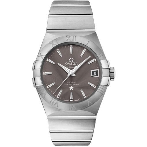 Omega Constellation Co-Axial Automatic Watch 123.10.38.21.06.001