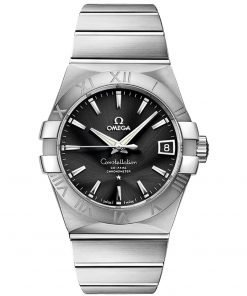 Omega Constellation Co-Axial Automatic Watch 123.10.38.21.01.001