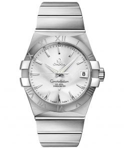 Omega Constellation Co-Axial Automatic Watch 123.10.38.21.02.001