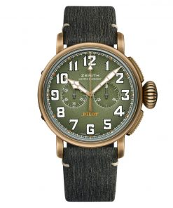 Zenith Pilot Type 20 Chronograph 29.2430.4069/63.c813 Watch