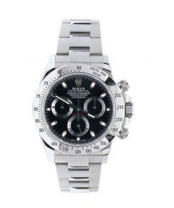 Rolex Daytona 116520 40 MM Stainless Steel Watch