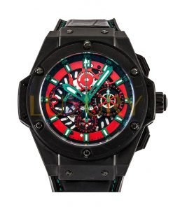 Hublot Big Bang King Power Mexico Black Ceramic Limited 710.CI.1130.GR.MEX10
