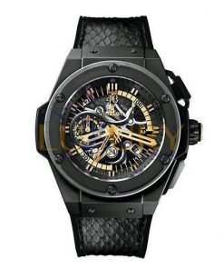 Hublot Big Bang King Power 48mm Black Mamba Kobe Bryant Watch 748.CI.1119.PR.KOB13