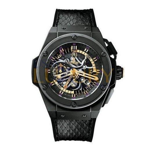Hublot Big Bang King Power 48mm Black Mamba Kobe Bryant Watch 748.CI.1119.PR.KOB13