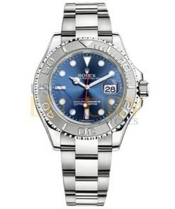 Rolex Yacht-Master 126622 Watch with Stainless Steel Bracelet and Platinum Bezel