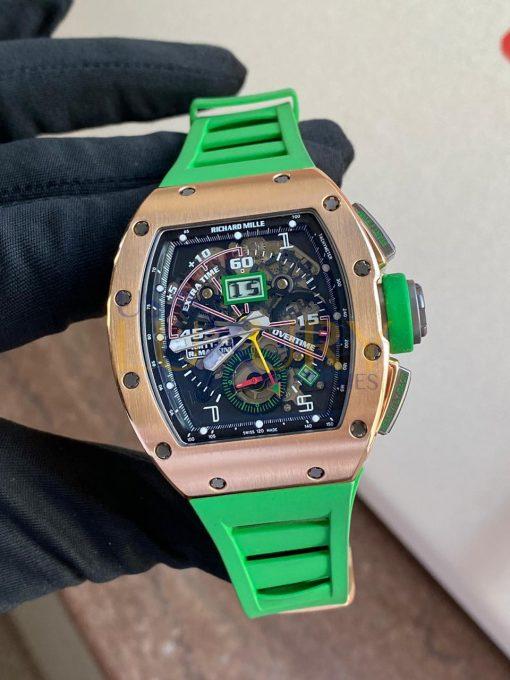 Richard Mille RM11-01 Roberto Mancini Watch