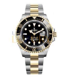 Rolex Sea-Dweller 126603 Solid Gold & Oystersteel Men's Watch