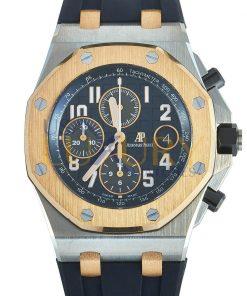 Audemars Piguet 26471SR.OO.D101CR.01 Royal Oak Offshore Chronograph 18k Pink Gold Watch