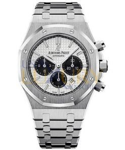 Audemars Piguet Royal Oak Chronograph 26331ST White Panda Dial Watch