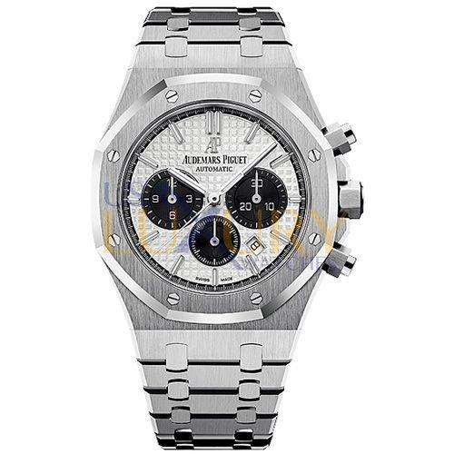 Audemars Piguet Royal Oak Chronograph 26331ST White Panda Dial Watch