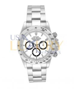 Rolex 16520 Cosmograph Daytona Zenith Movement Steel Watch