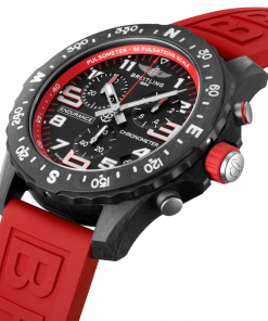 Breitling Endurance PRO, Exclusive black matt Ultralight Polymer Breitlight, Black dial, X82310D91B1S1