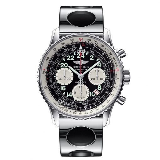 Breitling Watches Navitimer Cosmonaute Stainless Steel AB021012/BB59