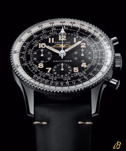 Breitling Navitimer REF.806 1959 Re-Edition, Stainless Steel, Black dial, 41mm, AB0910371B1X1