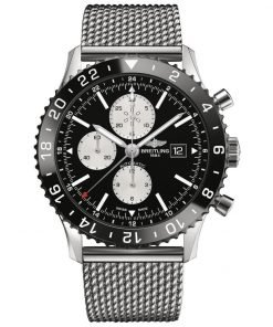 Breitling Watches - Chronoliner Y2431012/BE10-ocean-classic-steel