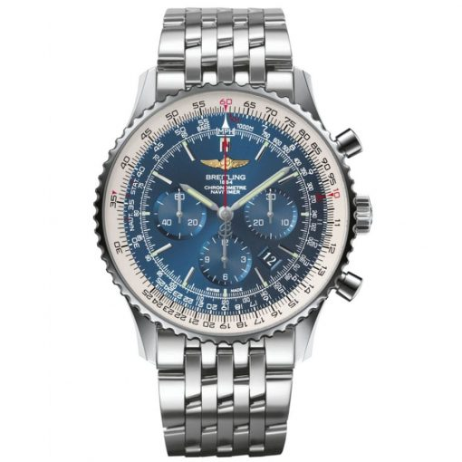 Breitling Watches - Navitimer 01 46mm - Stainless Steel - Navitimer Bracelet AB012721/C889