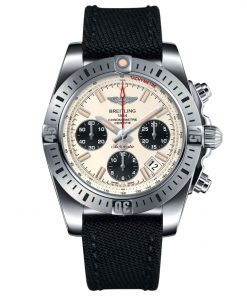Breitling Watches - Chronomat 41 Airborne Military Strap AB01442J/G787