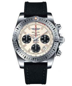 Breitling Watches - Chronomat 41 Airborne Military Strap AB01442J/G787