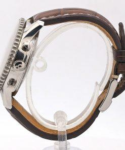 Breitling Navitimer World 46mm Stainless Steel, Black Dial, A24322