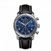 Breitling Aviator 8 Chronograph 43, Stainless Steel, Blue dial, A13316101C1X1