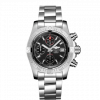 """Breitling Avenger II, 43mm, Stainless Steel, """"Volcano Black"""" dial, A13381111B1A1"""