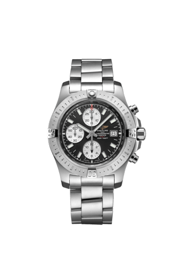Breitling Colt Chronograph Automatic 44mm, Stainless Steel, Volcano black dial, A13388111B1A1