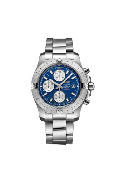 Breitling Colt Chronograph Automatic 44mm, Stainless Steel, Mariner Blue dial, A13388111C1A1