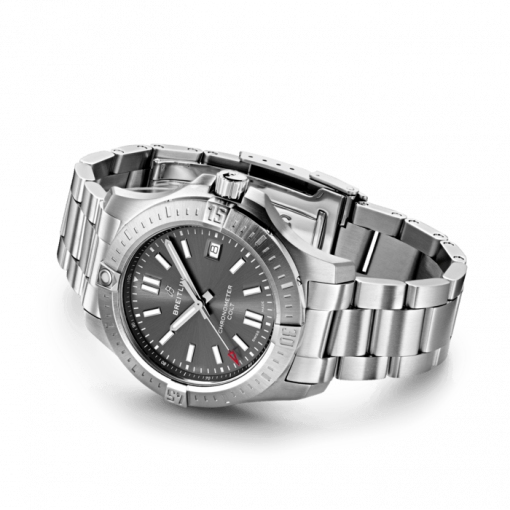 Breitling Colt 41 Automatic, Stainless Steel, Tempest gray dial, A17313101F1A1