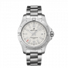 Breitling Colt 41 Automatic, Stainless Steel, Silver dial, A17313101G1A1