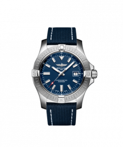 Breitling Avenger Automatic 43, Stainless Steel, Blue dial, A17318101C1X1