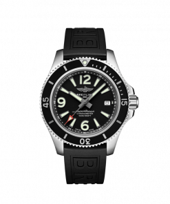 Breitling Superocean Automatic 42, Stainless Steel, 42mm, Volcano Black dial, A17366021B1S2